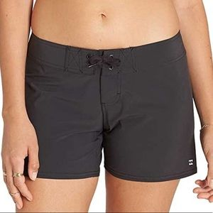Billabong Swim Sol Searcher Board Shorts Black